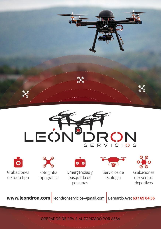 tienda de drones en leon