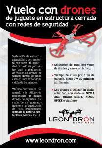 JUEGO CON DRONES