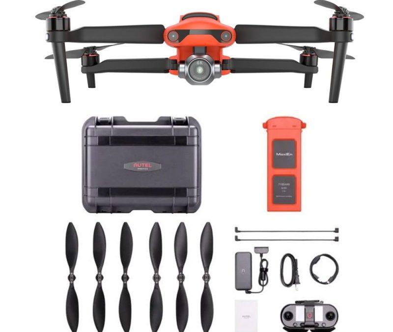 NUEVOS DRONES AUTEL EVO 2